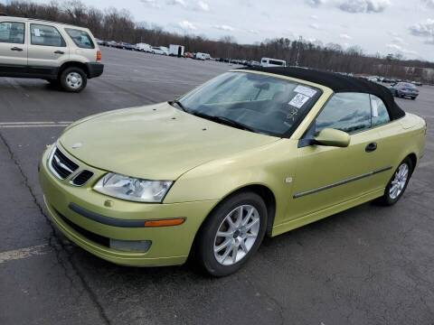 2004 Saab 9-3 for sale at Cj king of car loans/JJ's Best Auto Sales in Troy MI