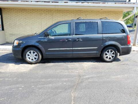 2012 Chrysler Town and Country for sale at First Choice Auto Sales in Rock Island IL