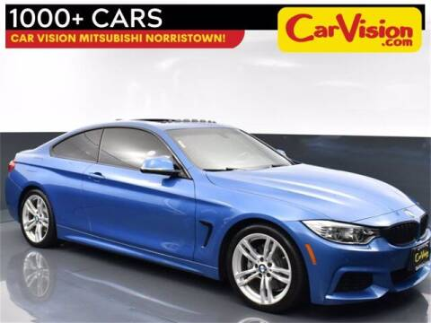 2014 BMW 4 Series for sale at Car Vision Buying Center in Norristown PA