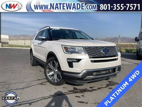 2019 Ford Explorer for sale at NATE WADE SUBARU in Salt Lake City UT