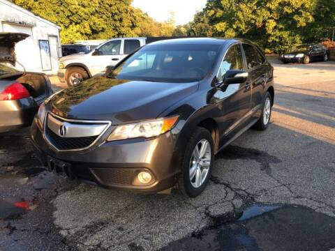 2013 Acura RDX for sale at Barga Motors in Tewksbury MA