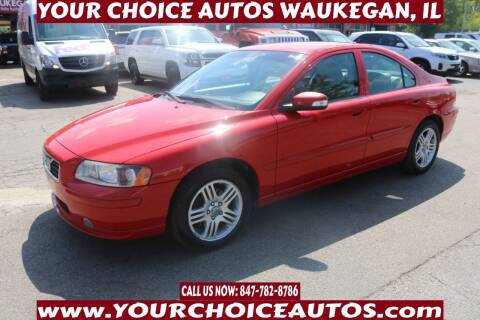 2007 Volvo S60 for sale at Your Choice Autos - Waukegan in Waukegan IL