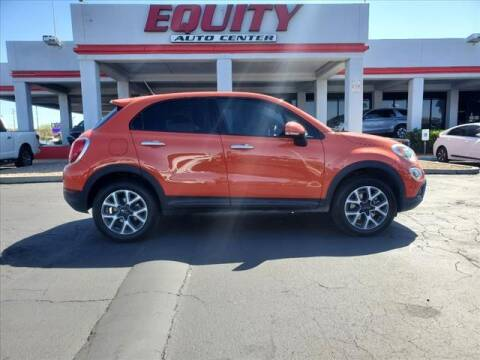 2016 FIAT 500X for sale at EQUITY AUTO CENTER in Phoenix AZ