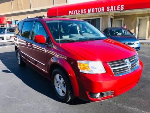 2009 Dodge Grand Caravan for sale at Payless Motor Sales LLC in Burlington NC