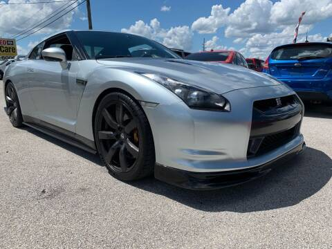 2010 Nissan GT-R for sale at STL Automotive Group in O'Fallon MO