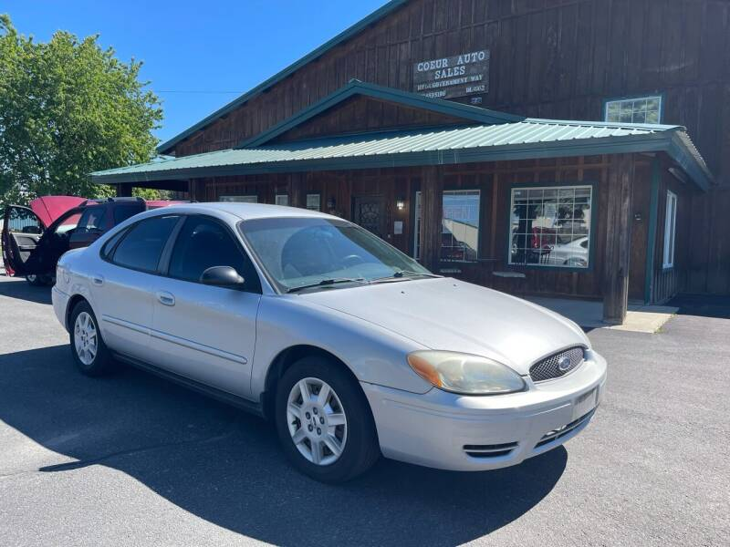 2006 Ford Taurus for sale at Coeur Auto Sales in Hayden ID