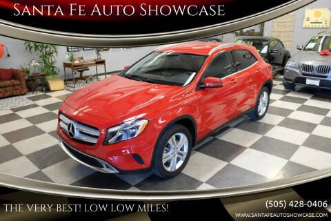 2015 Mercedes-Benz GLA for sale at Santa Fe Auto Showcase in Santa Fe NM
