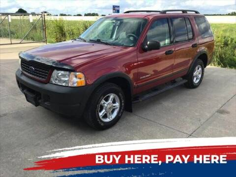 2004 Ford Explorer for sale at Government Fleet Sales - Buy Here Pay Here in Kansas City MO