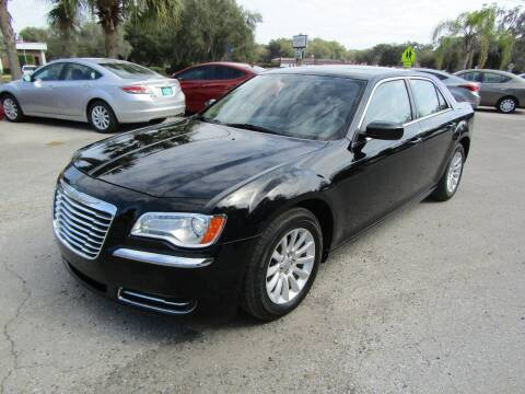 2013 Chrysler 300 for sale at S & T Motors in Hernando FL
