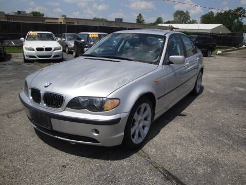 2002 BMW 3 Series for sale at A&S 1 Imports LLC in Cincinnati OH