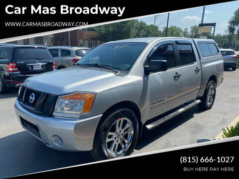 2010 Nissan Titan for sale at Car Mas Broadway in Crest Hill IL