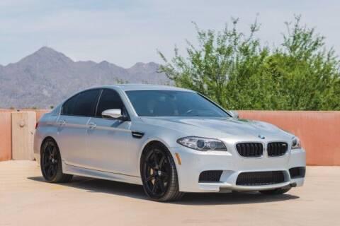 2015 BMW M5 for sale at PROPER PERFORMANCE MOTORS INC. in Scottsdale AZ