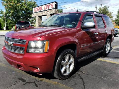 2009 Chevrolet Tahoe for sale at I-DEAL CARS in Camp Hill PA