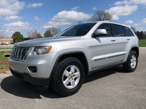 2012 Jeep Grand Cherokee for sale at COUNTRYSIDE AUTO SALES 2 in Russellville KY