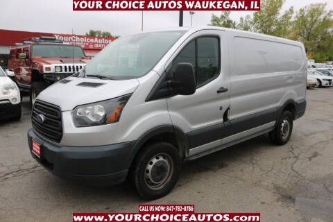 2016 Ford Transit Cargo for sale at Your Choice Autos - Waukegan in Waukegan IL