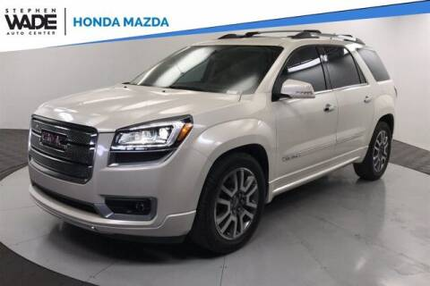 2013 GMC Acadia for sale at Stephen Wade Pre-Owned Supercenter in Saint George UT