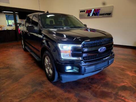 2018 Ford F-150 for sale at Driveline LLC in Jacksonville FL