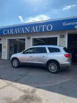 2012 Buick Enclave for sale at Caravan Auto in Cranston RI