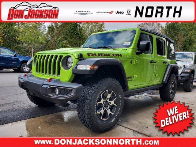 2021 Jeep Wrangler Unlimited for sale in Cumming, GA