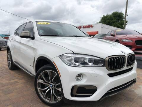 2016 BMW X6 for sale at Cars of Tampa in Tampa FL