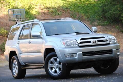 2005 Toyota 4Runner for sale at VSTAR in Walnut Creek CA