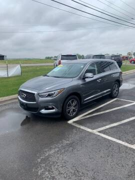 2018 Infiniti QX60 for sale at Bayird Truck Center in Paragould AR