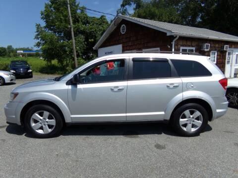 2013 Dodge Journey for sale at Trade Zone Auto Sales in Hampton NJ