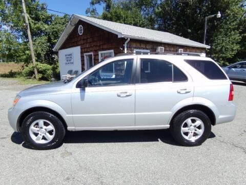 2008 Kia Sorento for sale at Trade Zone Auto Sales in Hampton NJ