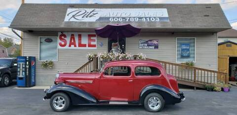 1936 Buick 40 Special for sale at Ritz Auto Sales, LLC in Paintsville KY