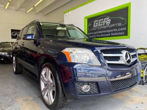 2012 Mercedes-Benz GLK for sale at GCR MOTORSPORTS in Hollywood FL