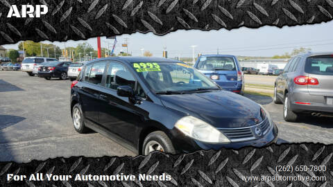 2007 Nissan Versa for sale at ARP in Waukesha WI