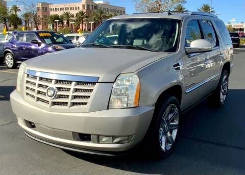 2007 Cadillac Escalade for sale at Charlie Cheap Car in Las Vegas NV