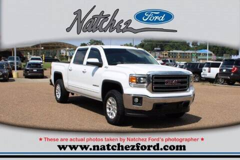 2015 GMC Sierra 1500 for sale at Auto Group South - Natchez Ford Lincoln in Natchez MS
