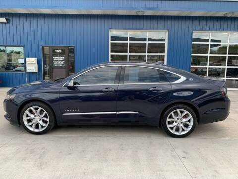 2017 Chevrolet Impala for sale at Twin City Motors in Grand Forks ND