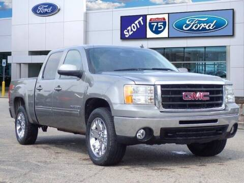 2009 GMC Sierra 1500 for sale at Szott Ford in Holly MI