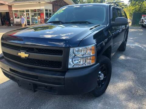 2011 Chevrolet Silverado 1500 for sale at TOLLAND CITGO AUTO SALES in Tolland CT