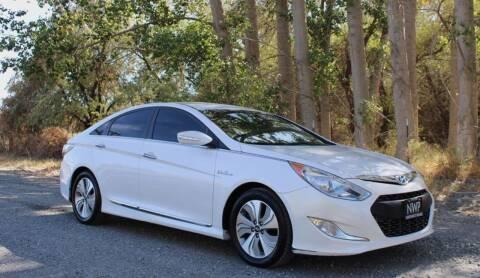 2013 Hyundai Sonata Hybrid for sale at Northwest Premier Auto Sales in West Richland WA