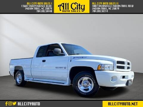 1999 Dodge Ram Pickup 1500 for sale at All City Auto Sales in Indian Trail NC