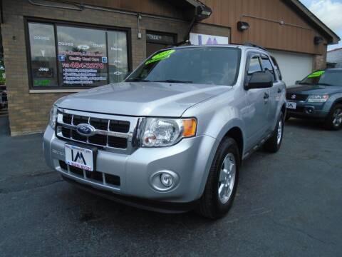 2012 Ford Escape for sale at IBARRA MOTORS INC in Cicero IL