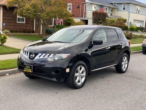 2010 Nissan Murano for sale at Reis Motors LLC in Lawrence NY
