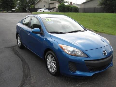 2012 Mazda MAZDA3 for sale at Reza Dabestani in Knoxville TN