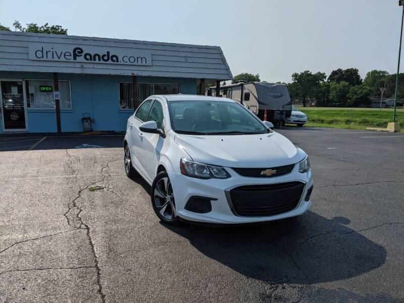 2020 Chevrolet Sonic for sale at DrivePanda.com in Dekalb IL