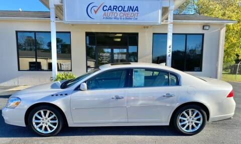 2010 Buick Lucerne for sale at Carolina Auto Credit in Youngsville NC