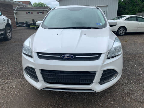 2016 Ford Escape for sale at MYERS PRE OWNED AUTOS & POWERSPORTS in Paden City WV