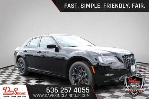 2021 Chrysler 300 for sale at Dave Sinclair Chrysler Dodge Jeep Ram in Pacific MO