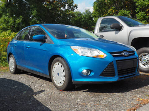 2012 Ford Focus for sale at Jo-Dan Motors - Buick GMC in Moosic PA