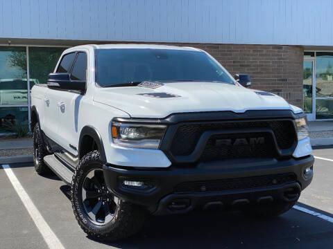 2020 RAM Ram Pickup 1500 for sale at AKOI Motors in Tempe AZ