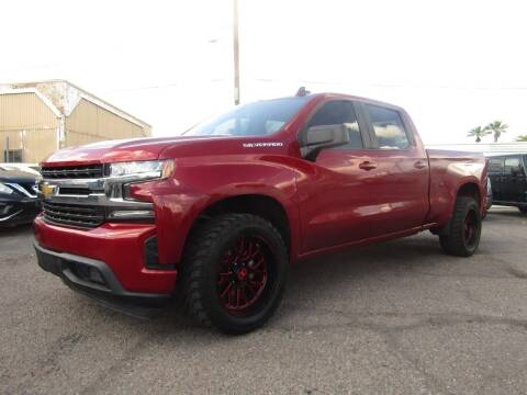 2019 Chevrolet Silverado 1500 for sale at Van Buren Motors in Phoenix AZ