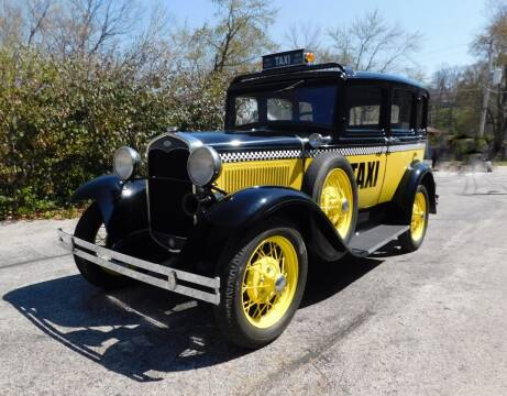 1931 Ford Model A for sale at WEST PORT AUTO CENTER INC in Fenton MO