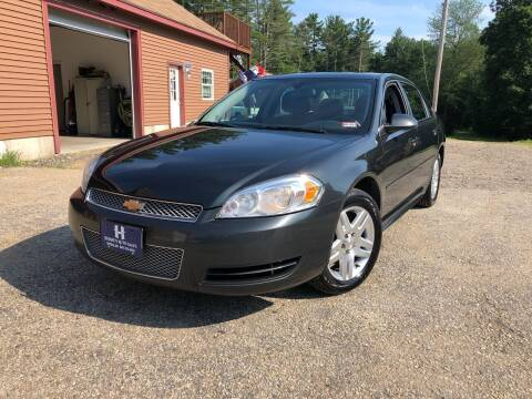 2015 Chevrolet Impala Limited for sale at Hornes Auto Sales LLC in Epping NH
